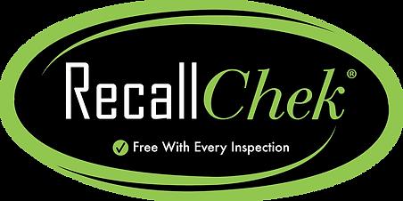Recall Check Home Inspection