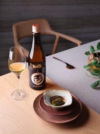 Seafood Sake