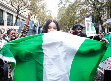 The Long Fight: Nigeria's Ongoing Battle Against SARS and Police Brutality