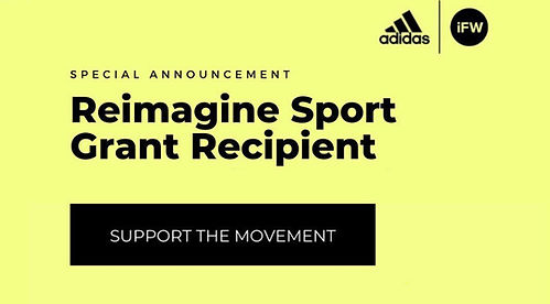 Adidas and ifundwomen grant recipient BP