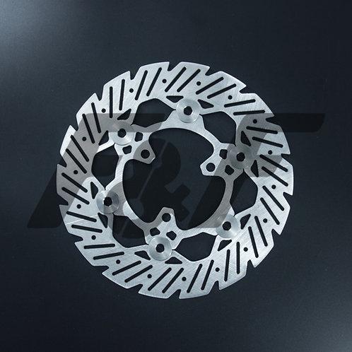 Disco freno 220mm - Ayrton / VMC / 4 fori