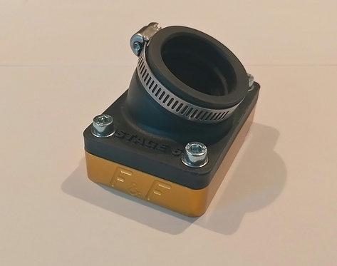 Intake completo Piaggio 28mm