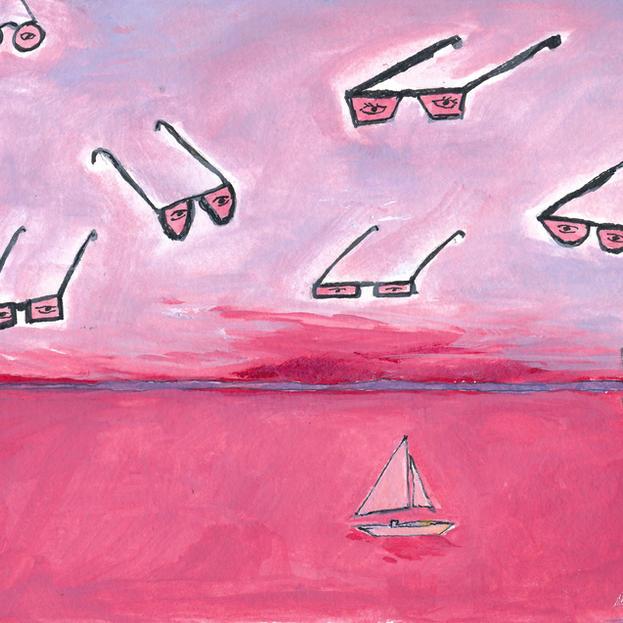 Rose-colored Glasses, 2020