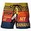 Thumbnail: USA Size Men Funny Beach Shorts Summer Printing Breathable  Motion Shorts