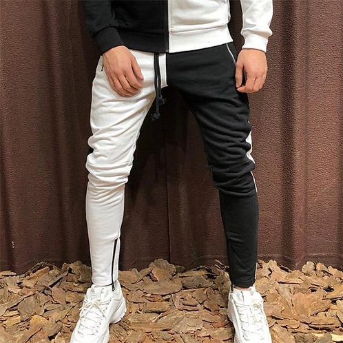 Two-Color Jogger