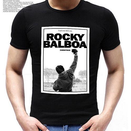 ROCKY BALBOA Printed T Shirts