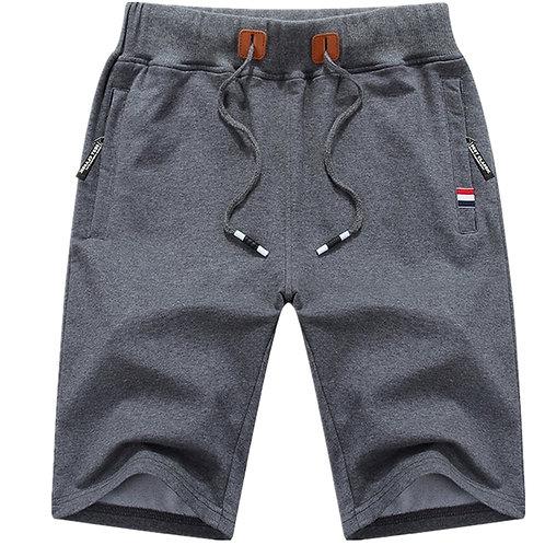 Men Summer Cotton Fashionable Breathable  Casual Bermuda Beach Short Pants