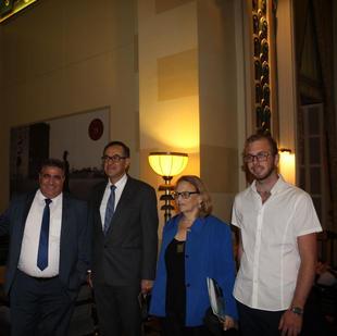 שגריר קולומביה בישראל, שגריר פיליפינים בישראל ועוד
