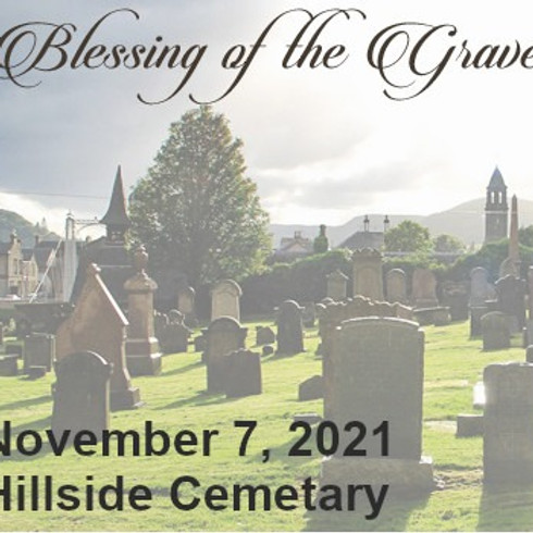 Blessing of the Graves