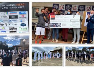 Nimaclim, votre installateur de climatisation à Nimes, partenaire de la Rotary Padel Cup de Nimes