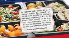 Soyons solidaires, aidons le personnel soignant de CHU de Nîmes !
