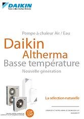 DAIKIN ALTHERMA 2° GENERATION