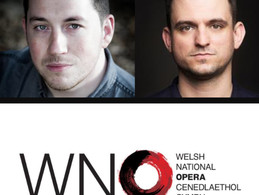CLIENTS IN WELSH NATIONAL OPERA PRODUCTION