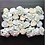 Thumbnail: 10pcs  Ivory Floral wall,Flower Wall, Wedding backdrop
