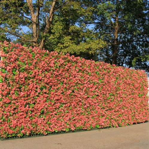 ROSE Green Hedge plants Artificial Flower Wall Panel, Artificial Green Hedge