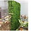 Thumbnail: Eucalyptus plastic Green Hedge Artificial Flower Wall Panel