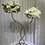 Thumbnail: Double head Gold Color Flower Stand
