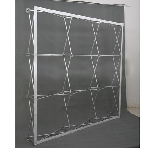 flower wall stand pillar frame / aluminum alloy flower wall frame