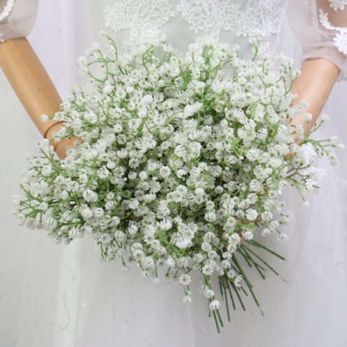 Artificial Baby breath Flower for weddings & events/ Baby breath Fake flowers