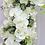 Thumbnail: 150cm Arch flowers, peony hydrangea garland,Wedding garland