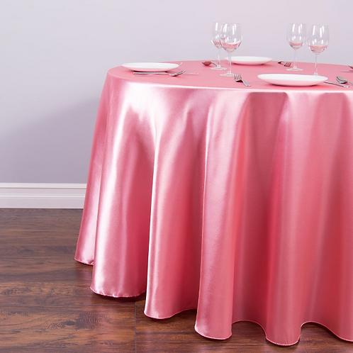 1pc Satin Tablecloth 57''90''120'' for Weddings/  Birthdays