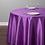Thumbnail: 1pc Satin Tablecloth 57''90''120'' for Weddings/  Birthdays