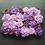 Thumbnail: 10pcs  Just Purple White Floral wall,Flower Wall, Wedding backdrop