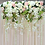 Thumbnail: Artificial flower row orchid flower with vines