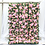 Thumbnail: Rose pink Garden Floral wall,Flower Wall, Wedding backdrop