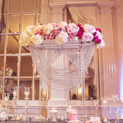 3pcs Luxury Chandelier Centerpiece/ Wedding Centerpieces for Table