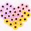 Thumbnail: Sunflower Soap Flower Head Bouquet Gift Box Decor