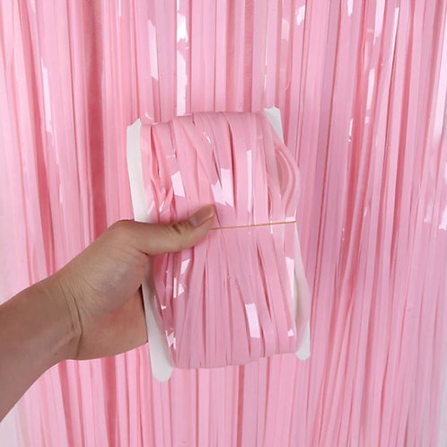 Barbie Pink 3M Macaroon fridge Tinsel curtains