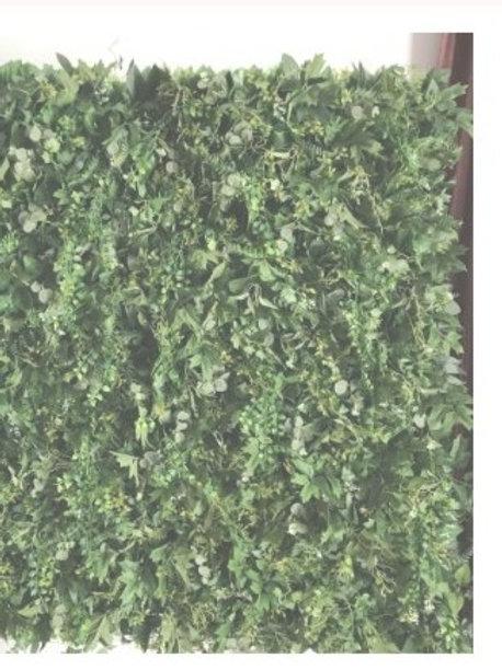 10pcs/lot Tropical plant 3D wall Flower runner wedding Artificial green plants w