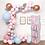 Thumbnail: Baby shower balloon holder, Baby shower background decor, gender reveaL