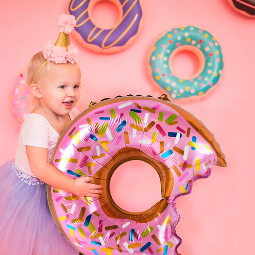 Donuts Wedding/ Birthday Party Decorations balloons