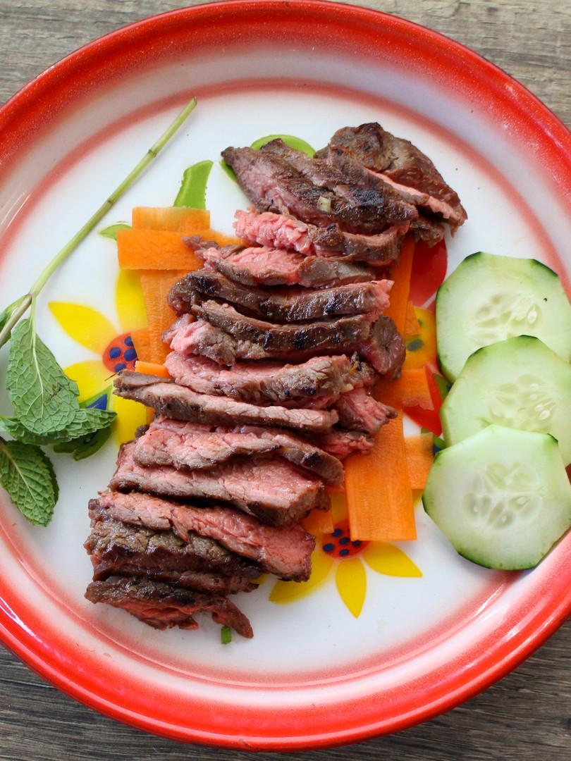 Lao Grilled Steak