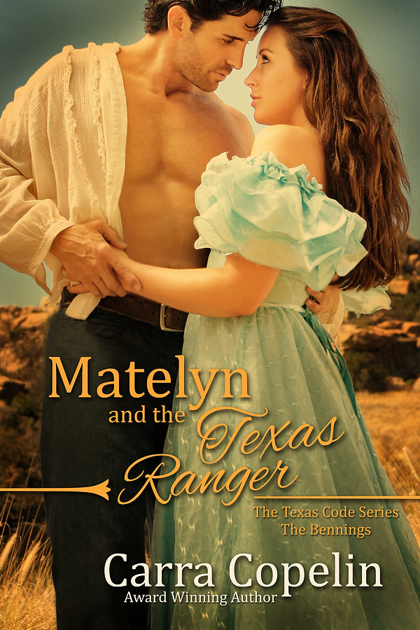 Matelyn and the Texas Ranger - Texas Cod