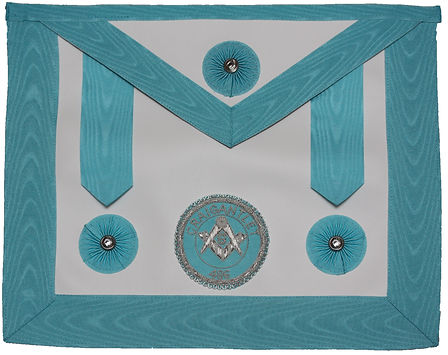 Masonic Apron from Craigantlet 486