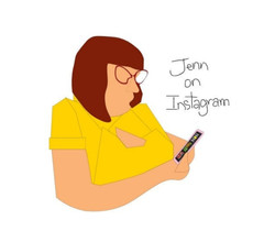 Jenn on Instagram