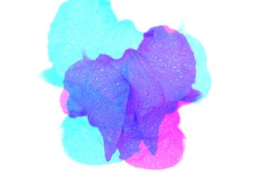 Neon Petals