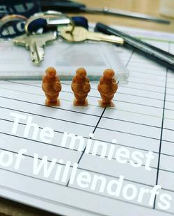 Miniest of Willendorfs