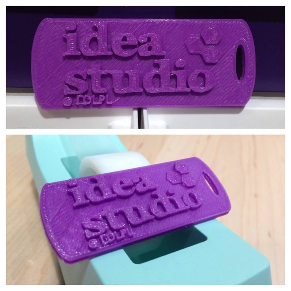 Idea Studio Keyfob