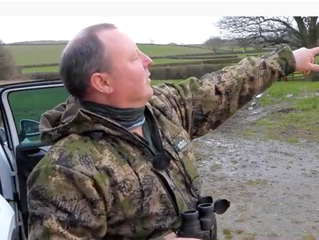 Fieldsports channel debut goes with a bang!