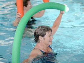 Join an Aqua-X Class for Exercise & Fun!