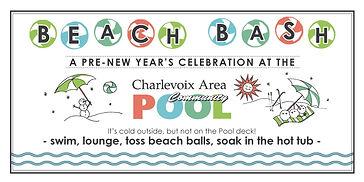 Beach Bash | Charlevoix Area Community Pool