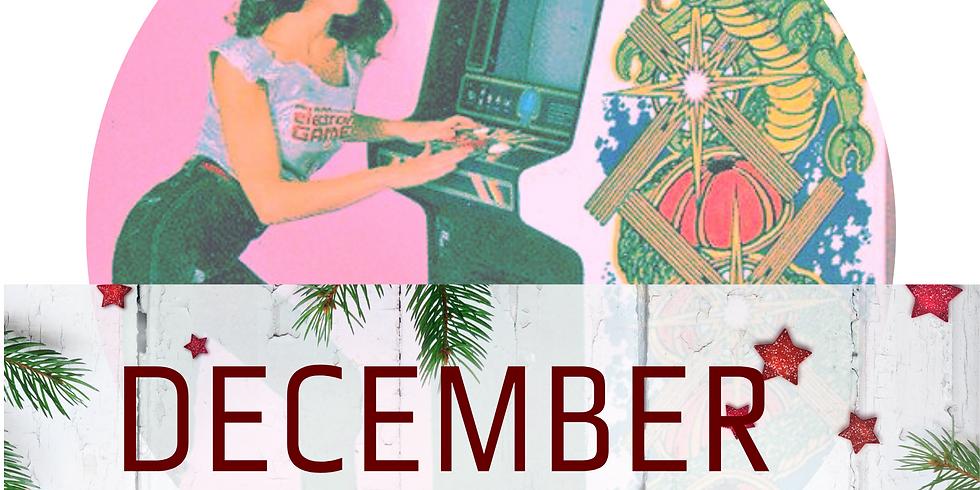 December Arcade Meet-n-Greet (Calgary, AB)