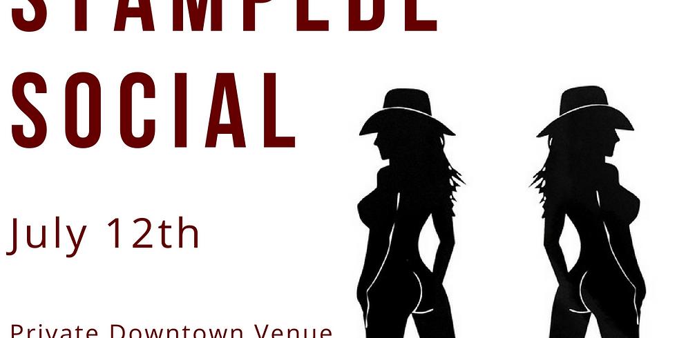 Smokin' Sexy Stampede Social - July