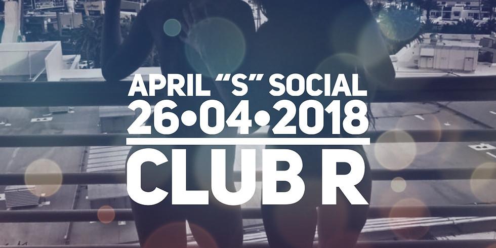 """April """"S"""" Social Tour"""