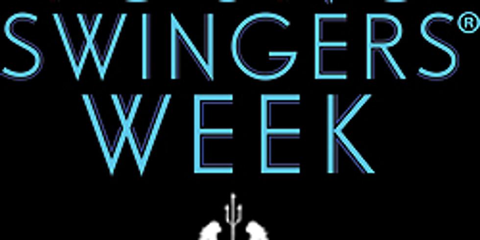 Young Swingers Week - Hedonism  (join us!)