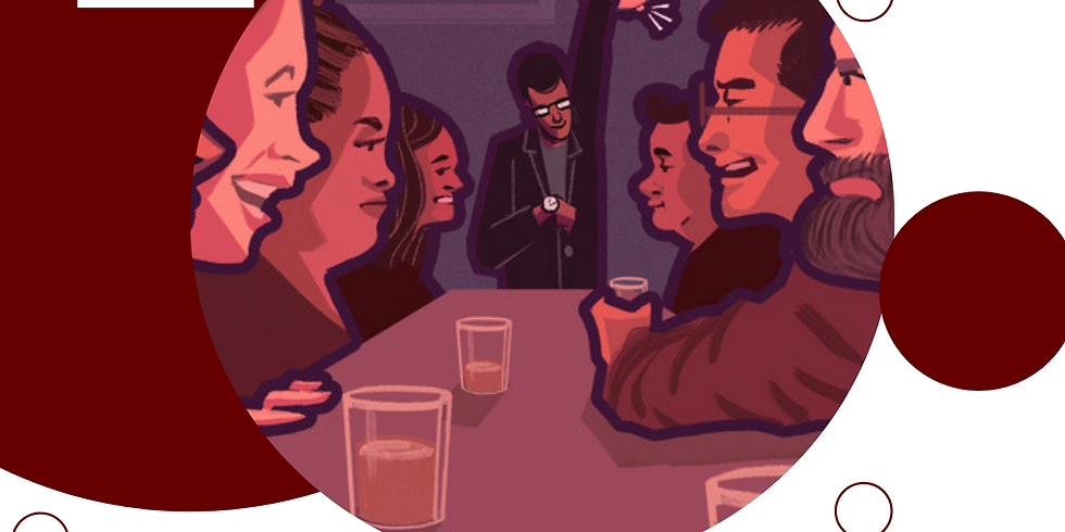 September Speed Dating Social (Calgary, AB) (SOLD OUT!!!!)